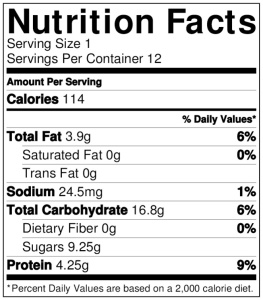 4.NutritionLabel